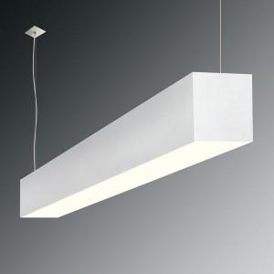 Lampa liniowa LED 80W 5000LM BIAŁY CIEPŁY 3000K 120st. rozmiar: 2000x50x70mm