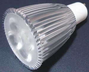 Z136 - GU10 HIGH POWER LED 5W (5x1W) 500LM 230V B.NATURALNA 4500K 60st.