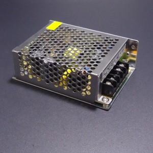 Z411 - Zasilacz impulsowy LED 12V DC 6A 72W wewnętrzny