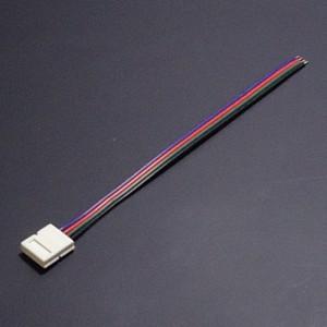 Z453 - Szybkozłączka do taśm RGB z kablem
