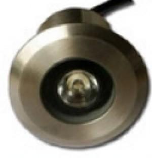 Lampa POINTAS LED zewnętrzna  IP65 1W 100LM DC 12V 120 stopni biała ciepła 3000K