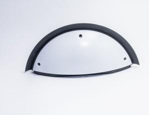 Z747W - Oprawa HATT ścienna dekoracyjna zewnętrzna 6W 600LM 230V biała ciepła 3000K IP54; 300x90x125mm