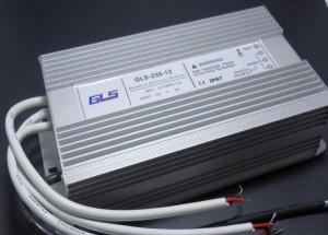 Z110 - Zasilacz impulsowy LED wodoodporny  IP67 12V DC 20A 240W