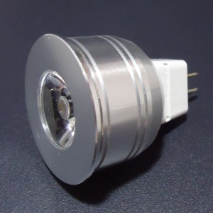 Z277 - MR11 HIGH POWER LED 3W (1x3W) 200LM 12V B.NATURALNA 4500K 60st.