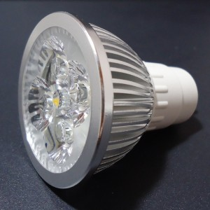 Z280 - GU10 HIGH POWER LED 4W (4x1W) 400LM 230V B.NATURALNA 4500K 60st.