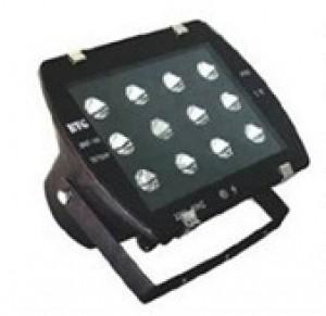 Z504- Naświetlacz ( reflektor )  12W 12x1W HIGH POWER LED 1200LM kąt 60stopni 230V 3000K IP65 (biała ciepła)