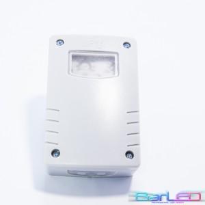Czujnik zmierzchowy zewnętrzny 10A 230V z regulacją natężenia oświetlenia 3-200LX i zegarem 1-9h