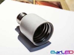 Adapter-Przejściówka E27-E40