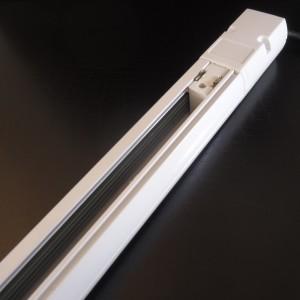 Z-528 TRACK szyna 3 fazowa 1m  z zasilaczem ( 4 pin track profile  3 phase with starter )