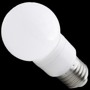 Z598- E27 1W=15W 230V BIAŁE / WHITE G50 GLOBAL świąteczne, dekoracyjne