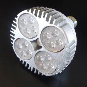 Z672 - E27 PAR30 16x2W HIGH POWER LED CREE 35W 2700LM=200W 230V BIAŁA CIEPŁA 3000K 60 stopni