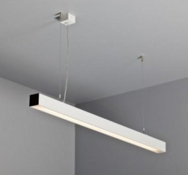 Lampa liniowa LED 40W 2500LM BIAŁY CIEPŁY 3000K 120st.