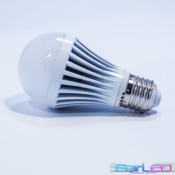 E27 HIGH POWER LED 5W 650LM 230V B.NATURALNY 4500K ALUMINIUM GLOBAL 180st.