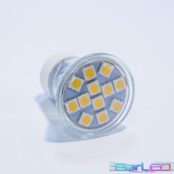 GU10 27 POWER LED SMD 2835 4W 500LM=50W 230V BIAŁA CIEPŁA 2900K