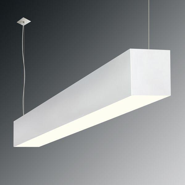 Lampa liniowa LED 40W 2500LM BIAŁY CIEPŁY 3000K 120st. rozmiar: 2000x50x70mm