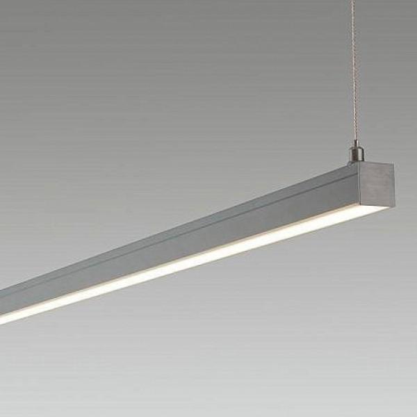 Lampa liniowa LED 80W 5000LM NATURALNY 4300K 120st. rozmiar: 2000x50x70mm
