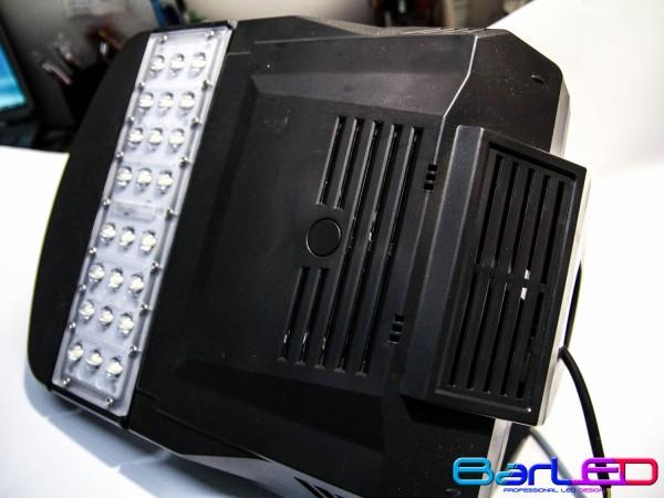 Lampa uliczna 230V 60W 48x1W 6000LM BIAŁA NATURALNA 4500K 150x75 MEAN WELL; dioda 140LM/chip BRIDGELUX